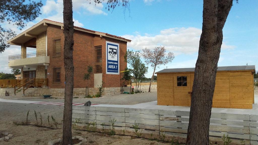 Salón Social Camper Área 7 El Campello