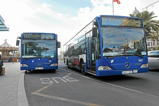Transporte El Campello Autobus