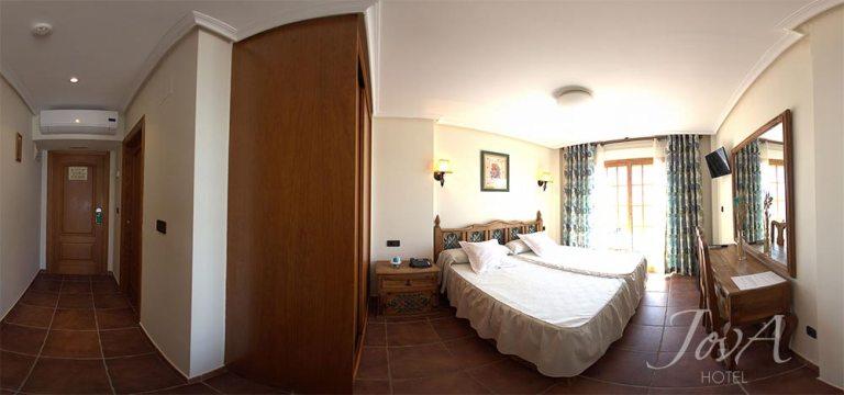Habitación Hotel JovA