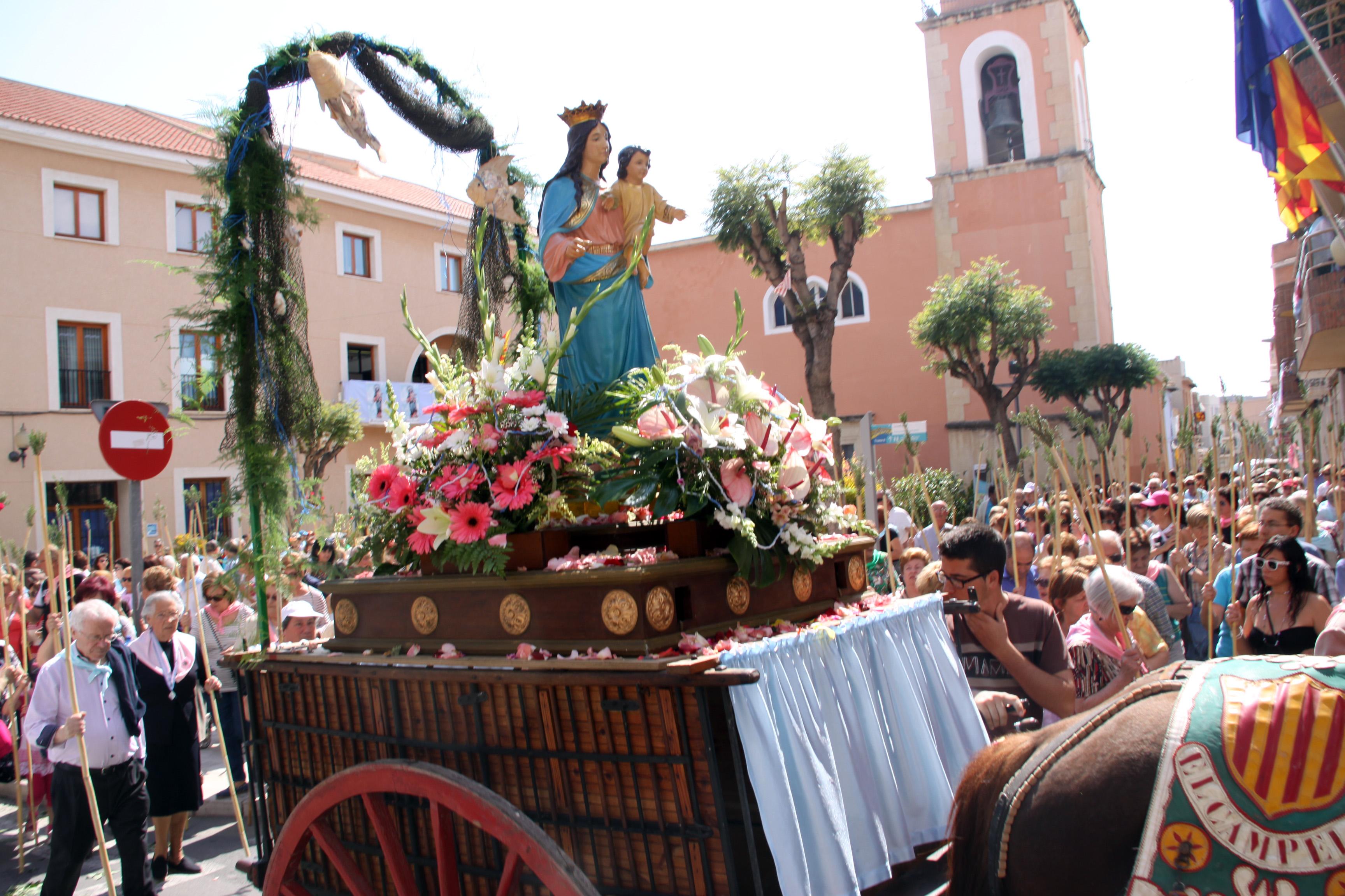 Romeria  de la Virgen Maria Auxiliadora