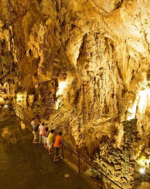 Cuevas de Canelobre en Busot