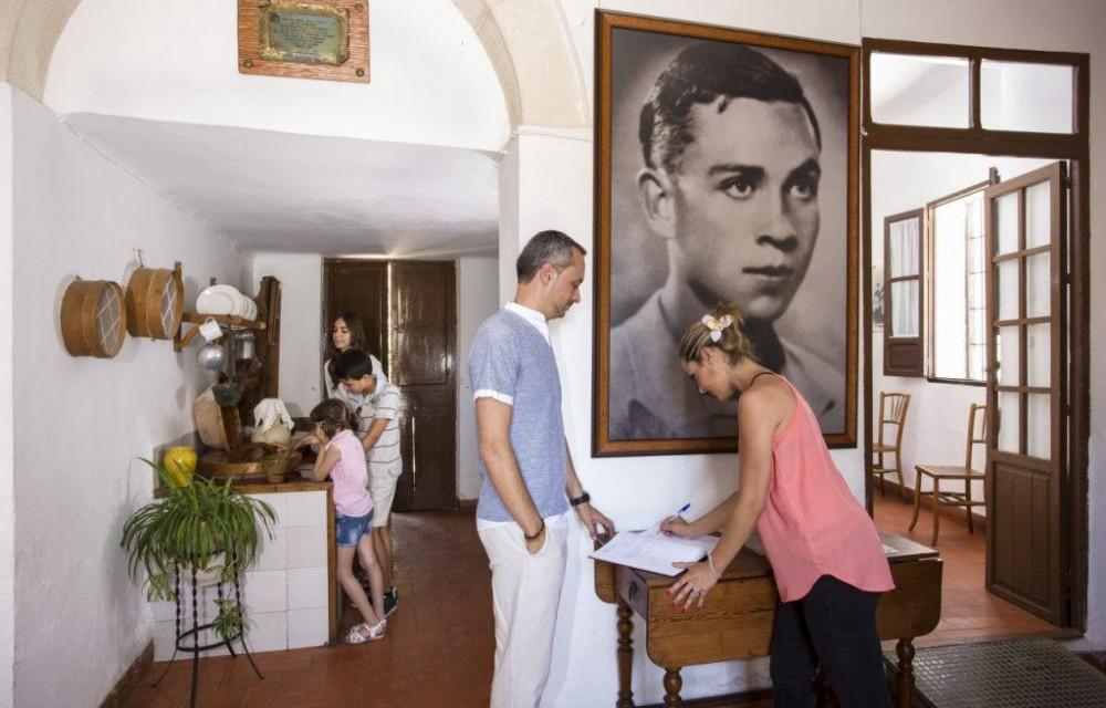 Casa Museo del Poeta Miguel Hernandez