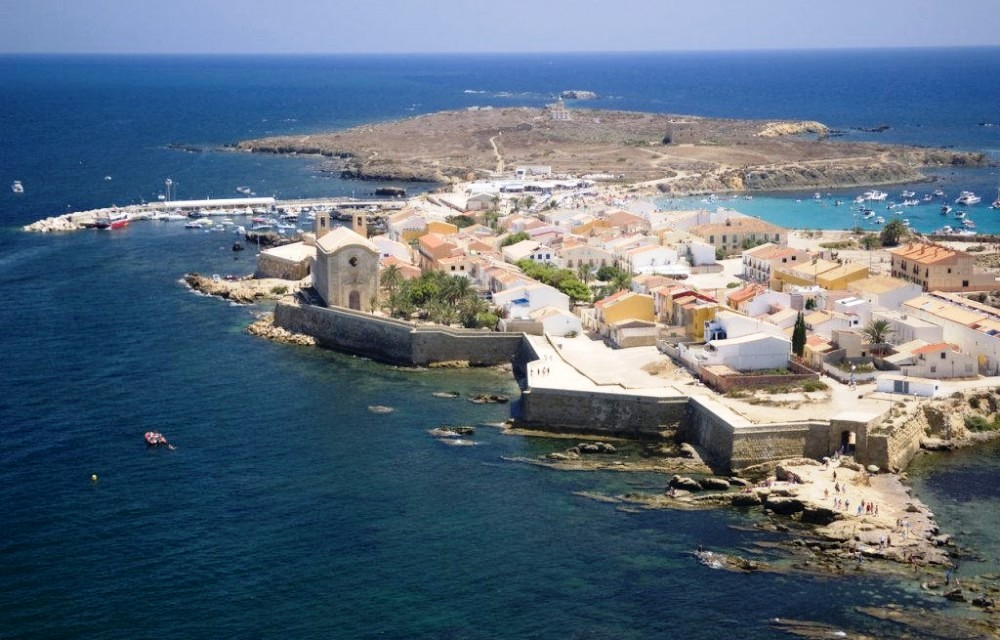 Elche santa pola y la isla de tabarca el campello turismo - Alojamiento en isla de tabarca ...