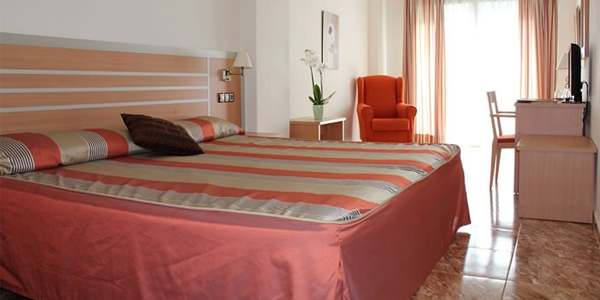 Habitación Hotel la Familia