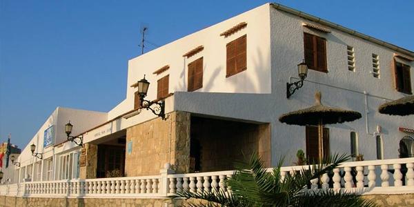 Hostal San Juan Fachada