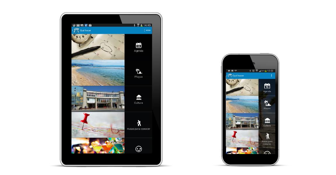 APP Guía Oficial de El Campello para descarga en Dispositivo Móvil