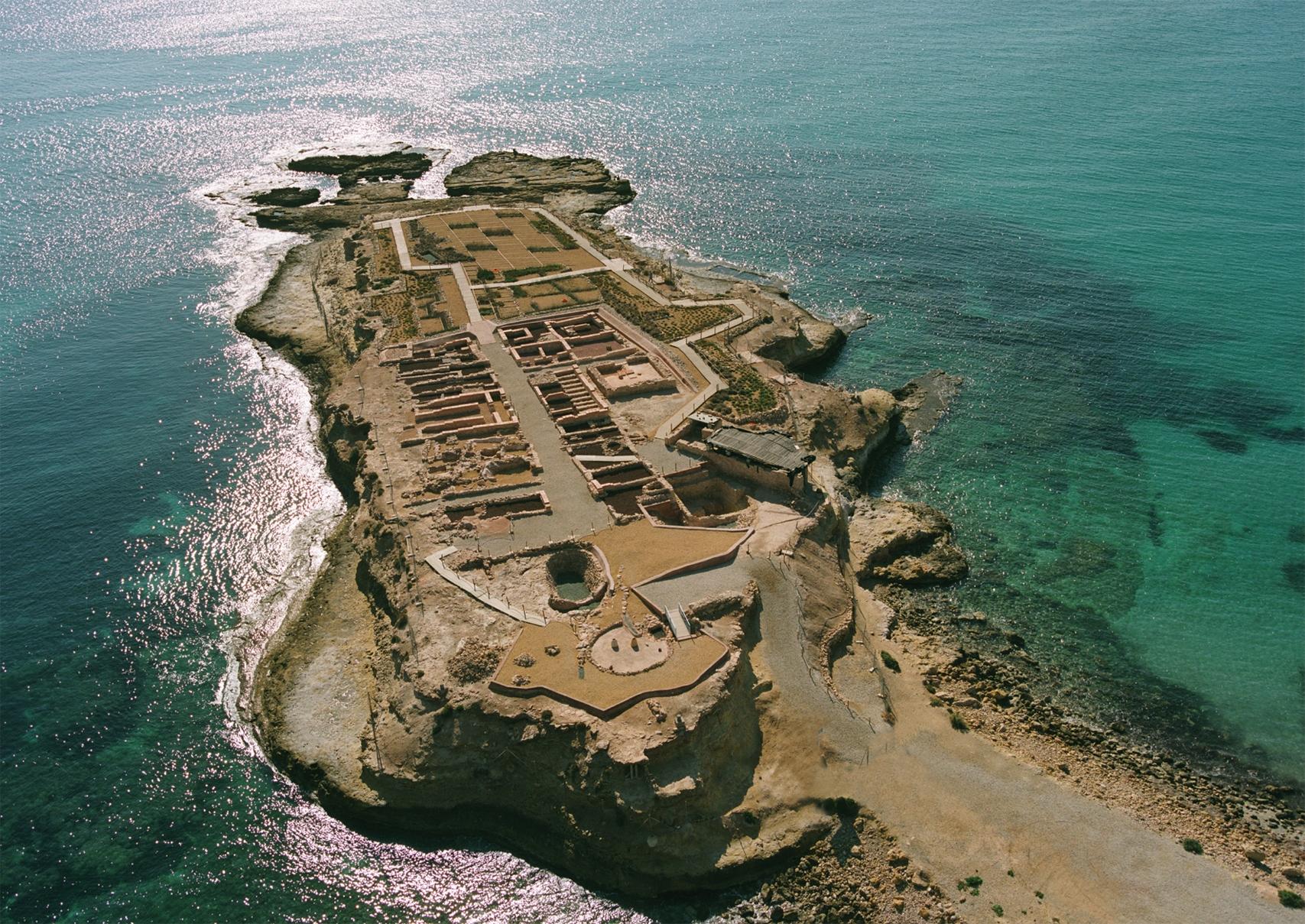 Yacimiento Arqueológico de la Illeta dels Banyets