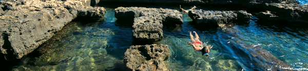 Snorkel en Los Baños de la Reina